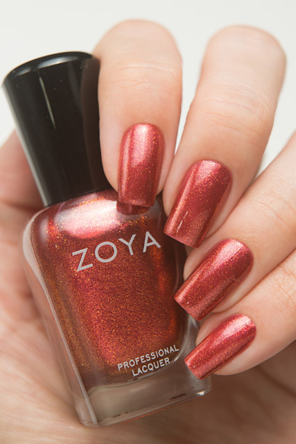ZP925 Tawny | Zoya Party Girls collection