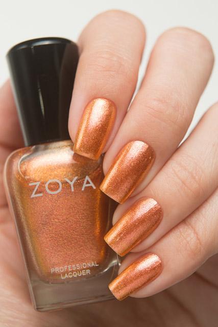 ZP927 Nadia | Zoya Party Girls collection