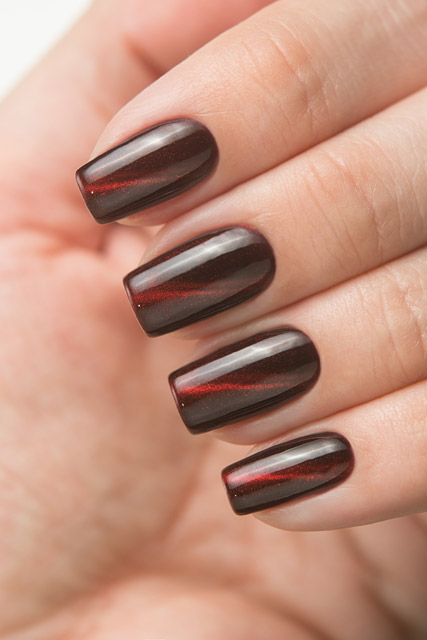Dance Legend LE117 Gel Polish Magnetic Red