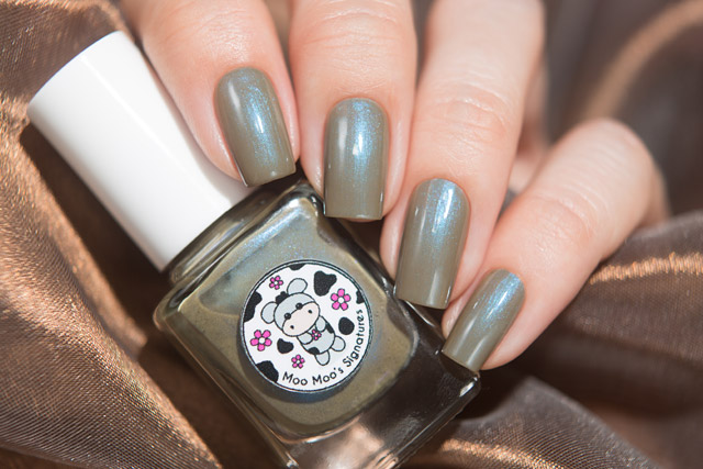 Tuatara | Moo Moo's Signatures Shimmer Paradise collection
