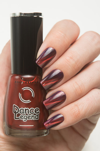 Dance Legend Top Magnetic Red