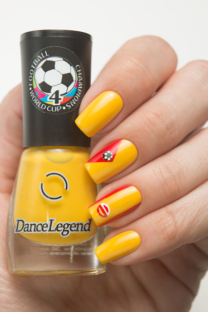 04 Sweet Left Foot | Dance Legend World Cup collection
