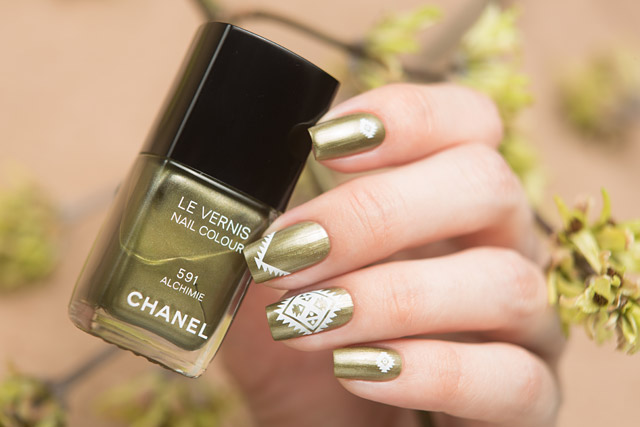 Chanel 591 Alchimie