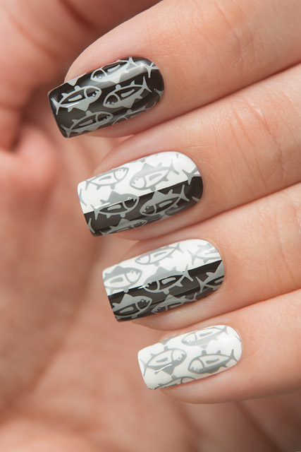 13 Grey | Dance Legend Stamping collection