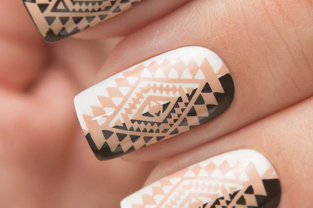14 Beige | Dance Legend Stamping collection