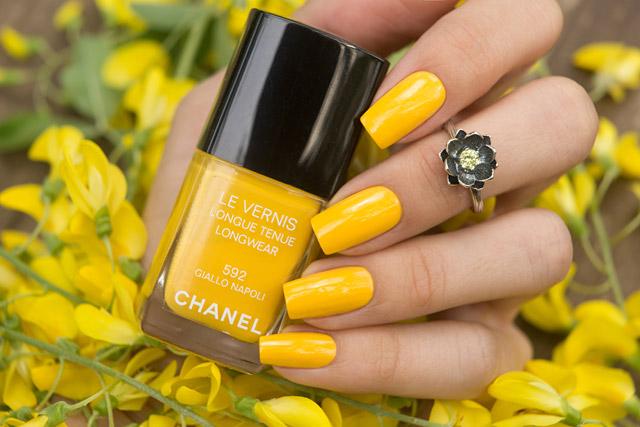 Chanel Giallo Napoli | Oringo.com.ua