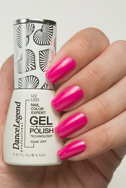 LE129 Heart Skips a Beet | Dance Legend Gel Polish Pinky collection