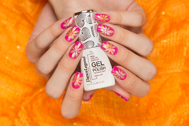 Dance Legend Gel Polish Pinky collection