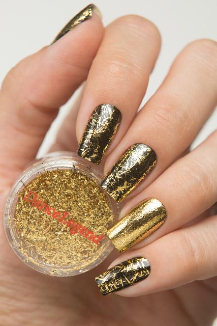 Dance Legend Rain Pigment Gold