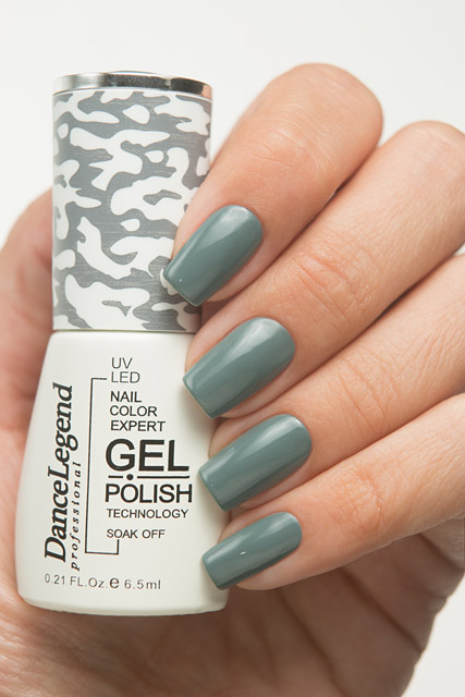 LE137 March with Me | Dance Legend - Gel Polish - Military collection