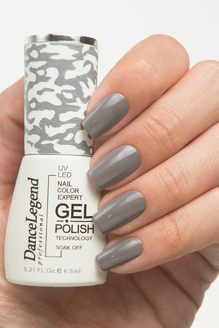 LE141 Unknown Soldier | Dance Legend - Gel Polish - Military collection