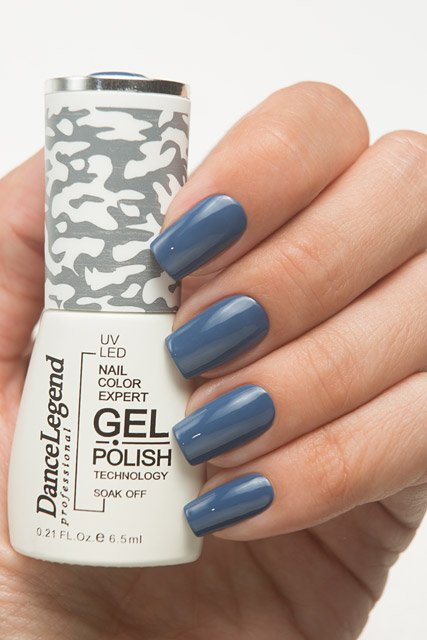 LE142 A Farewell to Arms | Dance Legend - Gel Polish - Military collection