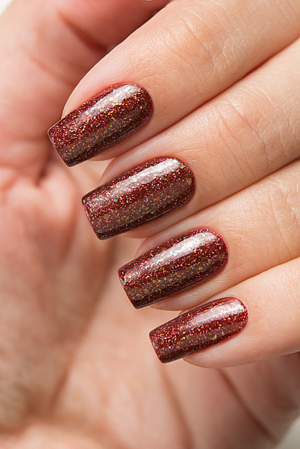Fit For A King | Bow Nail Polish