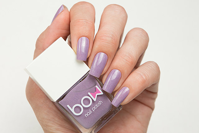 Last Ticket Home | Bow Nail Polish