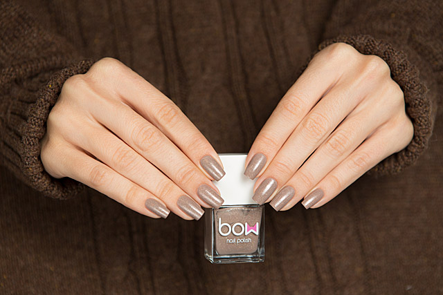 Memories | Bow Nail Polish