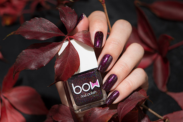 Start The End | Bow Nail Polish