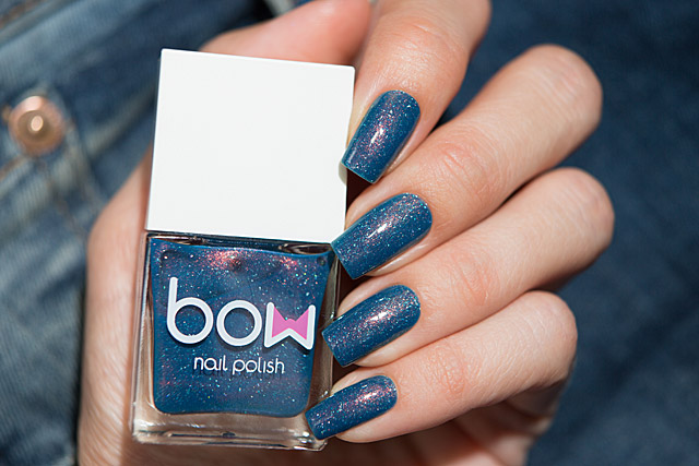 Worthless Nights | Bow Nail Polish