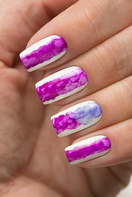 06 Violet | Dance Legend Gel Polish Aquarelle Drops collection