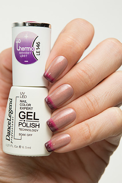 LE146 Ugly Duckling | Dance Legend Gel Polish Thermo collection