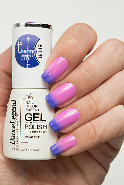LE149 Tall Story | Dance Legend Gel Polish Thermo collection