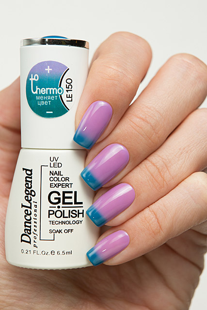 LE150 In Two Minds | Dance Legend Gel Polish Thermo collection