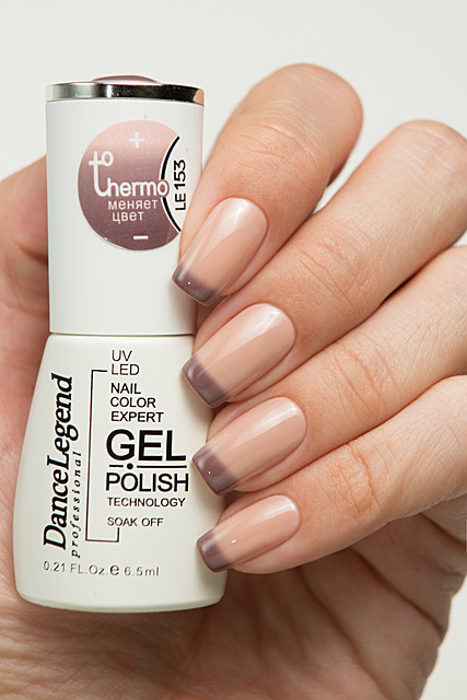 LE153 Shifting Sands | Dance Legend Gel Polish Thermo collection