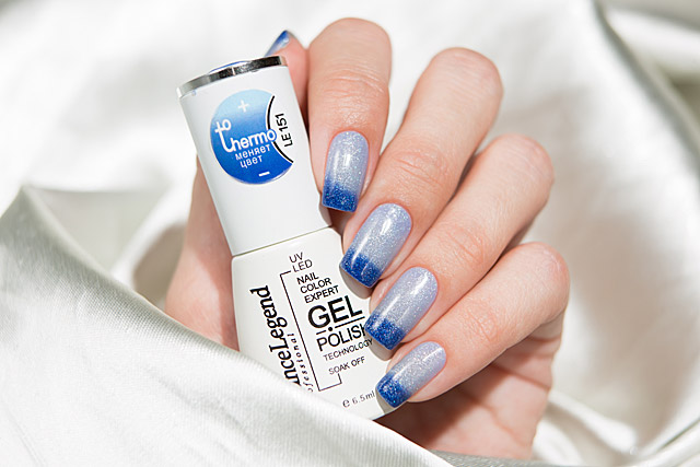 LE151 Rain or Shine | Dance Legend Gel Polish Thermo collection