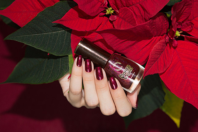 01 Ready, Set, Ho Ho Ho! | Dance Legend Poinsettia collection