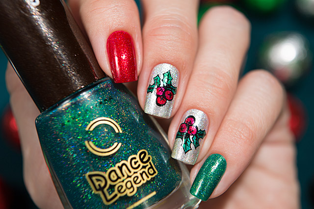 Dance Legend Poinsettia collection