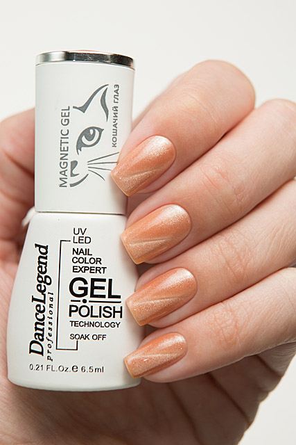 LE158 Adam's Suit | Dance Legend Gel Polish Gel Magnetic Nude collection