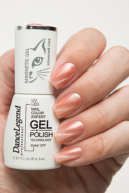 LE159 Without a Stitch | Dance Legend Gel Polish Gel Magnetic Nude collection
