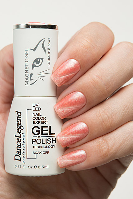 LE160 Native Buff | Dance Legend Gel Polish Gel Magnetic Nude collection