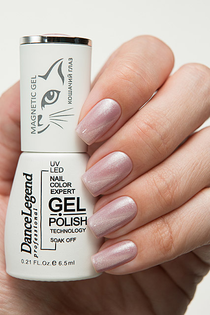 LE164 But a Fig Leaf | Dance Legend Gel Polish Gel Magnetic Nude collection