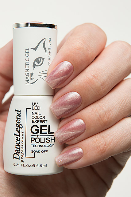 LE165 Nature's Garb | Dance Legend Gel Polish Gel Magnetic Nude collection