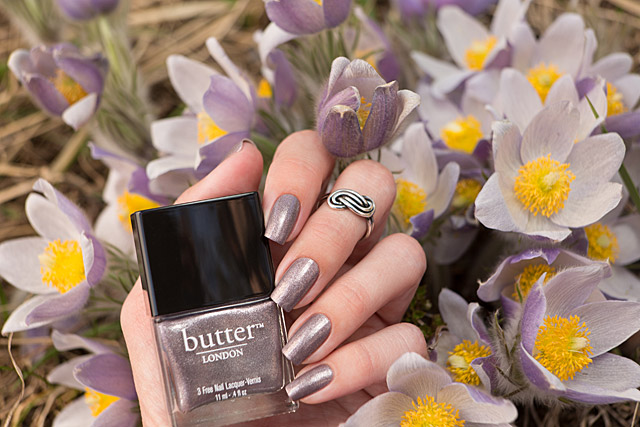 Posh Bird Butter London / Декор узел Oringo.com.ua