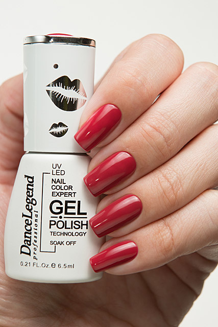 LE169 Evil Angel | Dance Legend Gel Polish Sweet Kiss collection