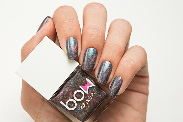 Empty Space | Bow Nail Polish Magnetic Fall 2019 collection