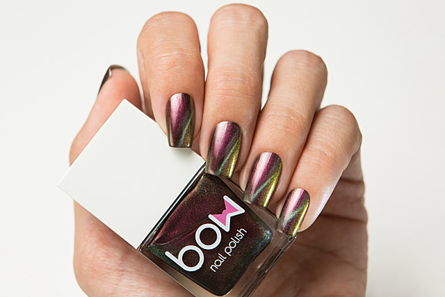God Complex | Bow Nail Polish Magnetic Fall 2019 collection