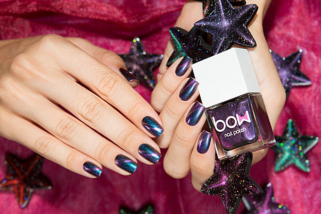 Lunar | Bow Nail Polish Magnetic Fall 2019 collection