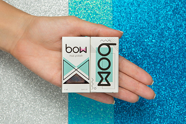 Bow Nail Polish Magnetic Fall 2019 collection