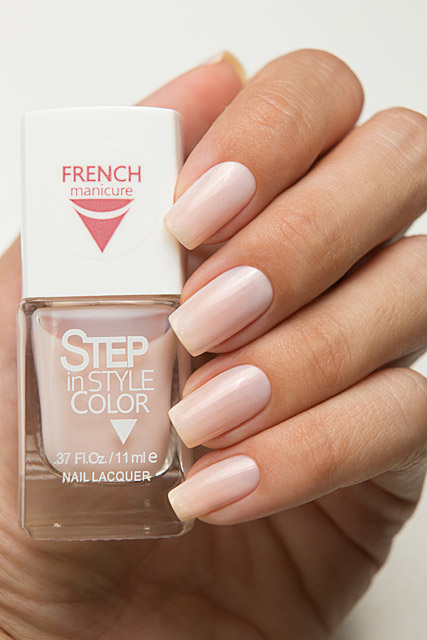 01 Step French Manicure collection