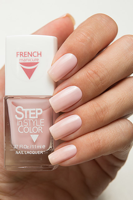 02 Step French Manicure collection