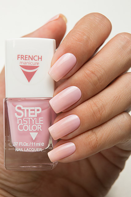 03 Step French Manicure collection