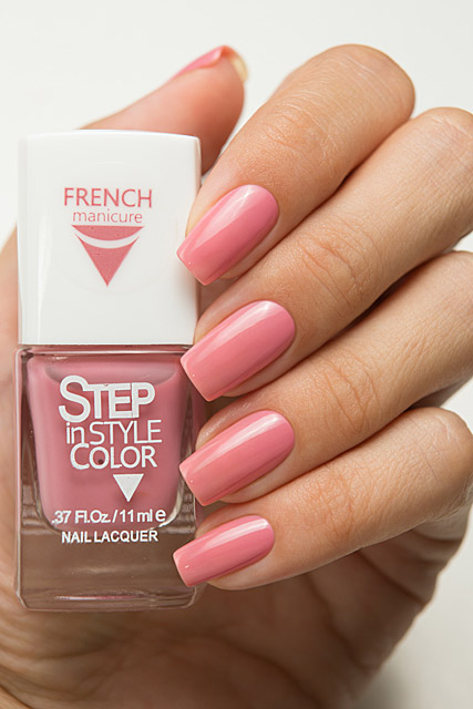 04 Step French Manicure collection