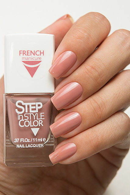 06 Step French Manicure collection