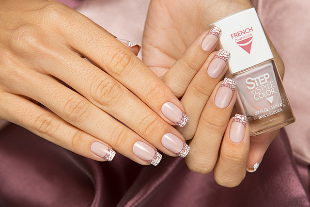 Step French Manicure collection
