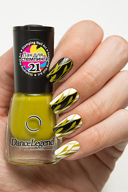 21 Olive Green | Dance Legend Stamping collection