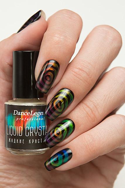 Dance Legend professional Liquid Crystals