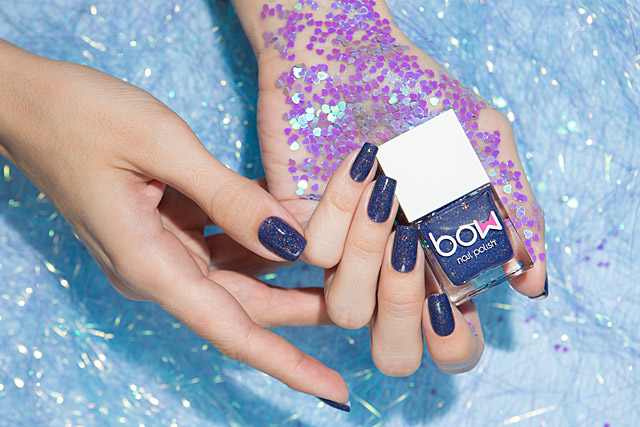 Now or Never | Bow Nail Polish