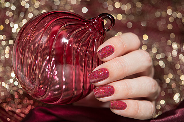 Secrets | Bow Nail Polish